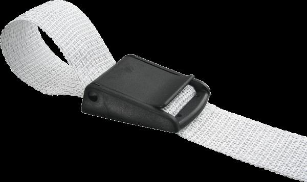 5 Stk. Breitbandklemme 12,5 mm, Kunststoff, für Breitband 10 bis 12,5 mm