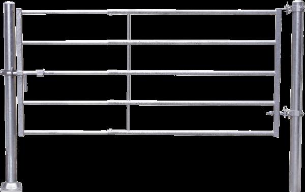 Tor leicht (3/4), Montagelänge 295 - 395 cm