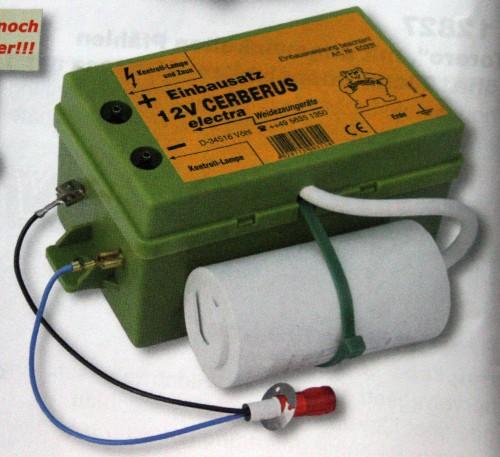 Reparatur-Einbausatz 12 V Cerberus