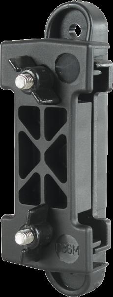 3 Stk. Breitband-Eckisolator, für Bänder bis 40mm