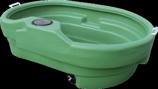 Weidetränke Mod. Prebac, 400 Liter, oval