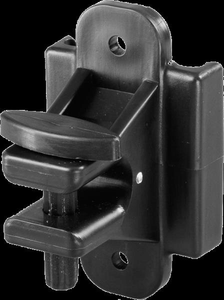 500 Stk. XL-Isolator mit Stift, schwarz