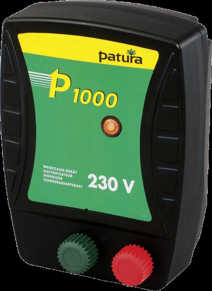 Patura P1000, Weidezaungerät für 230 V Netz