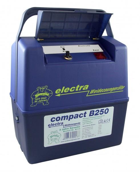 compact B250, Weidezaungerät für 9V Batterie