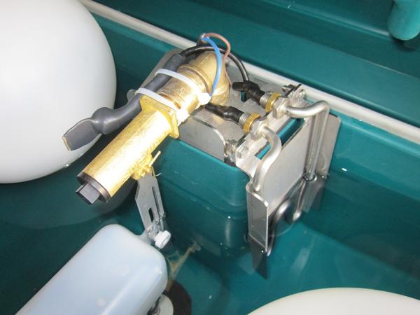 Zusatzheizung für Thermo-Quell, 24 V, 180 W, mit Thermostat