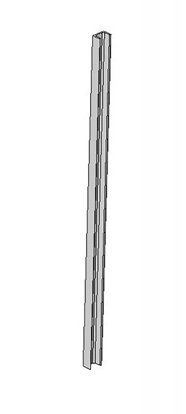 U-Profil 65x42x5,5mm, L=1,50m