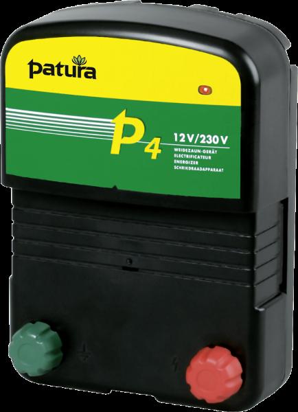 Patura P4, Kombi-Weidezaungerät 230V/12V