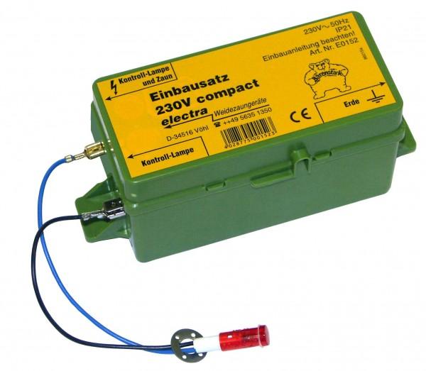 Reparatur-Einbausatz 230V compact