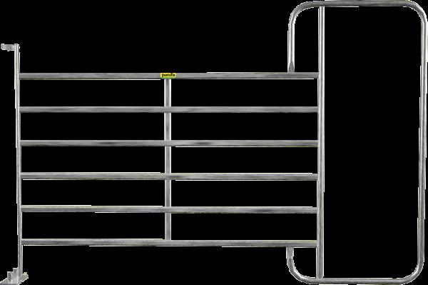 Panel mit Rahmen XL, Länge 3,05 m, Höhe 2,10 m
