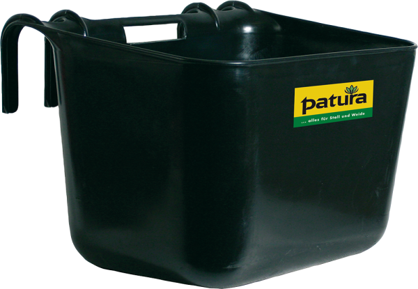 Kunststoff-Transportkrippe zum Einhängen 30 Liter