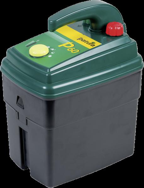 Patura P60, Weidezaungerät für 9 V Batterie