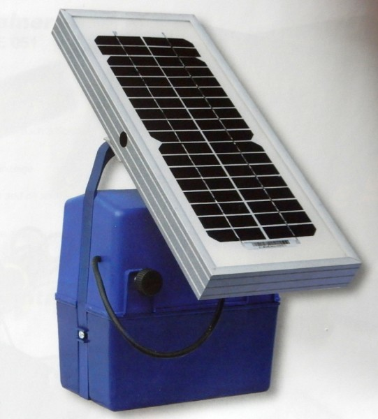 Solar power compact
