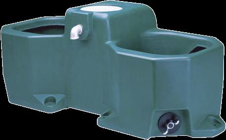 Laufstall- und Weidetränke Mod. WT80