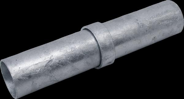 Rohrkupplung innen, für Rohr 48 mm