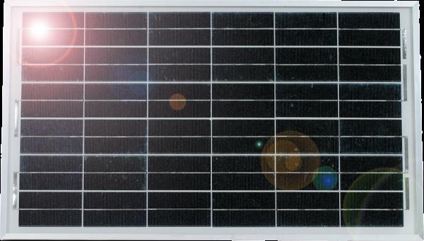 25 W Solarmodul