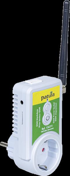 Patura GSM-Steckdose