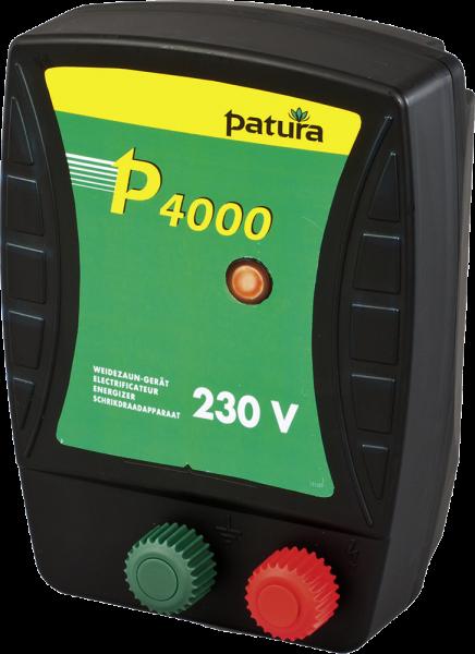 Patura P4000, Weidezaungerät für 230 V Netz