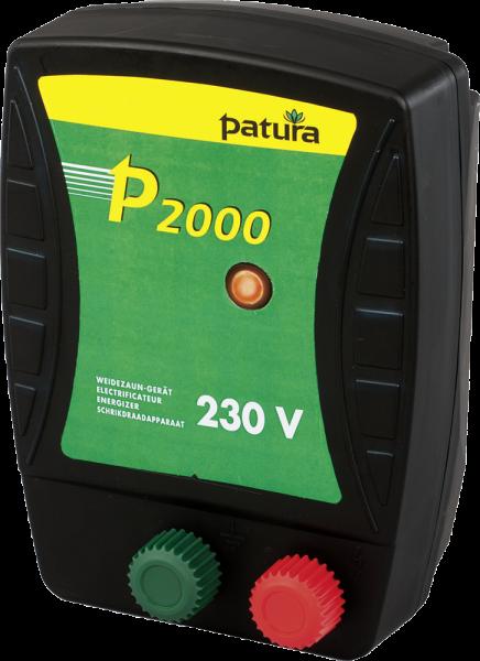 Patura P2000,Weidezaungerät für 230 V Netz