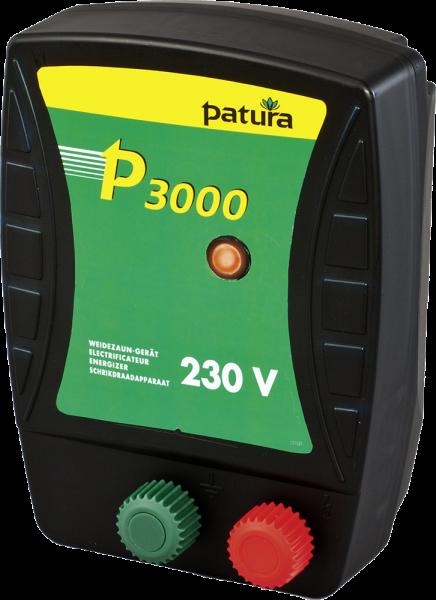 Patura P3000, Weidezaungerät für 230 V Netz