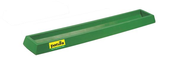 Mehrzweck-Futtertrog, Länge 2 Meter, Volumen 40 Liter