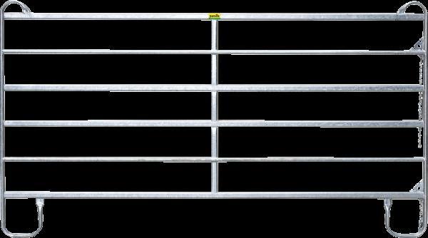 Panel-6, Länge 3,60 m, Höhe 1,70 m