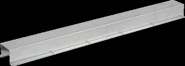 Rohrschutz, 75 cm, verzinkt für Tränkezuleitungen