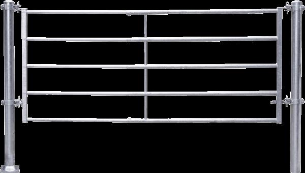 Abtrennung leicht (3/4), Montagelänge 270 - 380 cm
