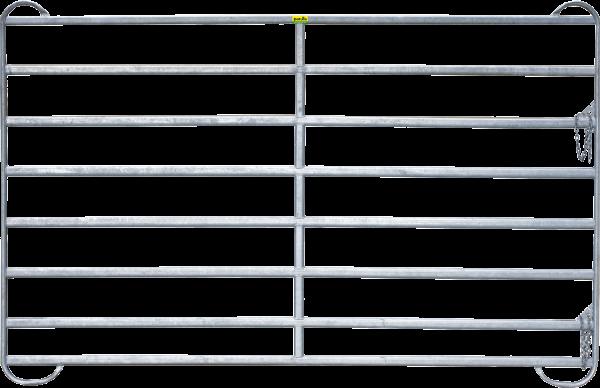 Panel-8, Länge 3,60 m, Höhe 1,94 m