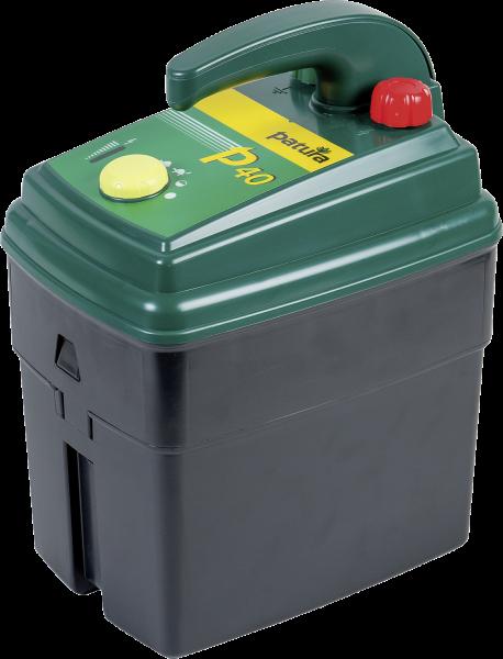 Patura P40, Weidezaungerät für 9 V Batterie