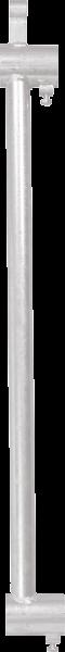 Abschlusstange mit Halter für Verriegelungsrohr, für SSV
