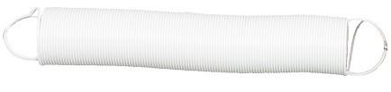 Ersatz-Torspannfeder, ultra-weiß