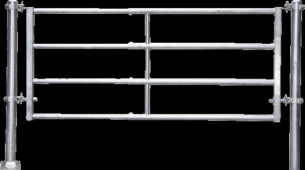 Abtrennung R4 (3/4), Montagelänge 275 - 385 cm