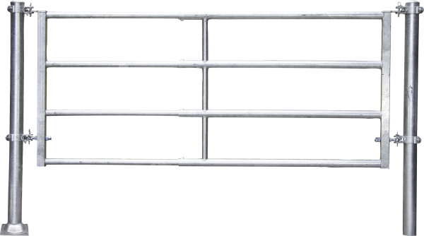 Abtrennung R4 (5/6), Montagelänge 475 - 585 cm