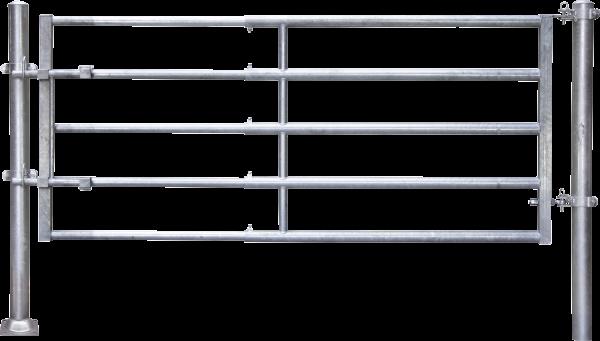 Tor R5 (5/6), Montagelänge 490 - 590 cm