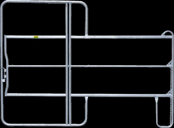 Panel-3 mit Tor, Länge 3,00 m, Höhe 2,20 m