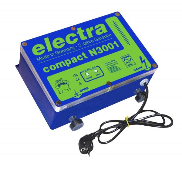 compact N 3001, Weidezaungerät 230 V