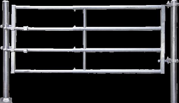 Tor R4 (4/5), Montagelänge 390 - 490 cm