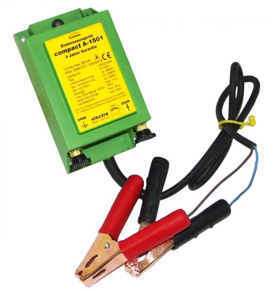 compact A1501, Weidezaungerät für 12 V