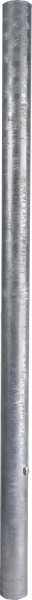 Pfosten 102, Länge 2,13 m, Wandstärke 6mm